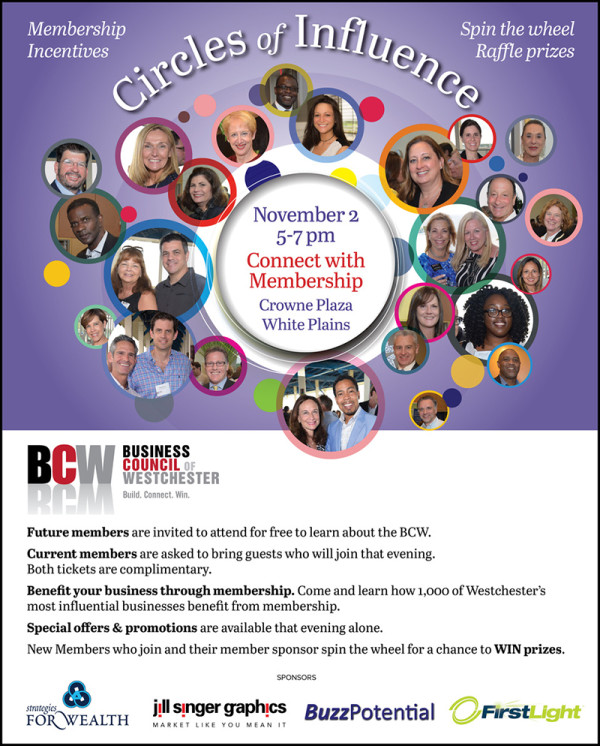 Business Council of Westchester Invitation