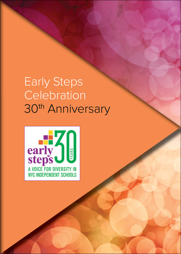Early Steps Invitation
